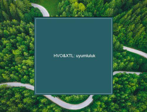 HVO&XTL: uyumluluk