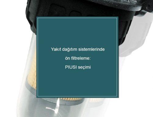 Yakıt dağıtım sistemlerinde ön filtreleme: PIUSI seçimi